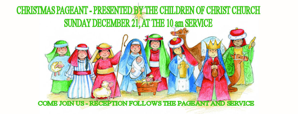 8 Christmas Pageant 2014