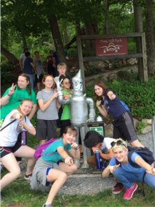 Youth Mission Trip - Vermont 2017
