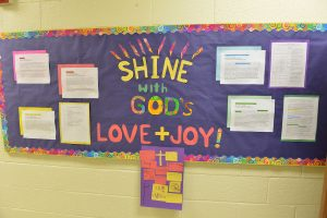 Shine with God's Love and Joy