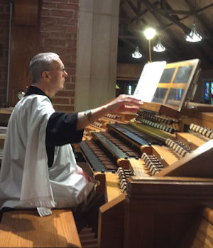 Teddy Guerrant, Organist and Music Director